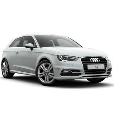 Audi A3 & S3 Car Mats (All Models)