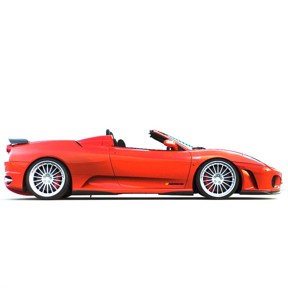 Ferrari F430 Spider 2005 Onwards