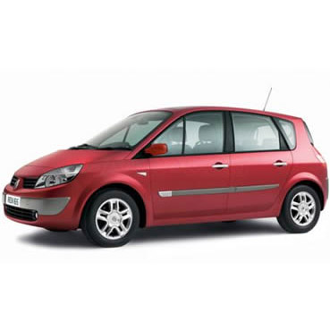 Renault Scenic Boot Liners