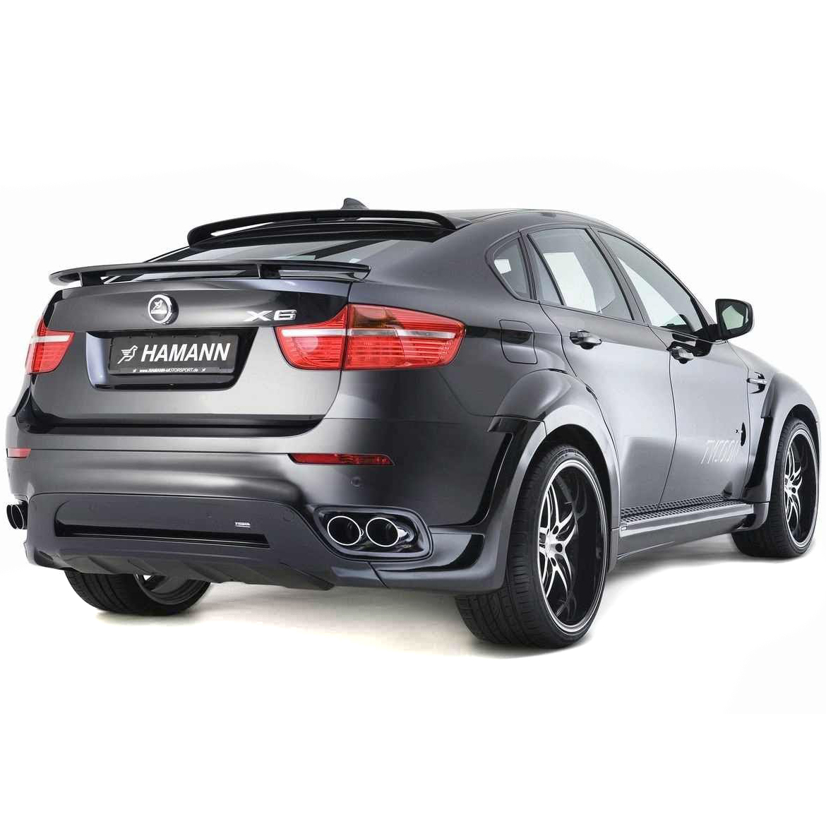 BMW X6 Car Mats (All Models)
