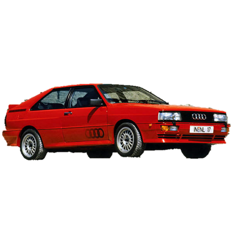 Audi Quattro Car Mats (All Models)