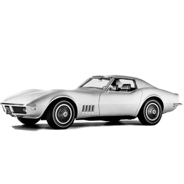 Corvette C3 1968-1982