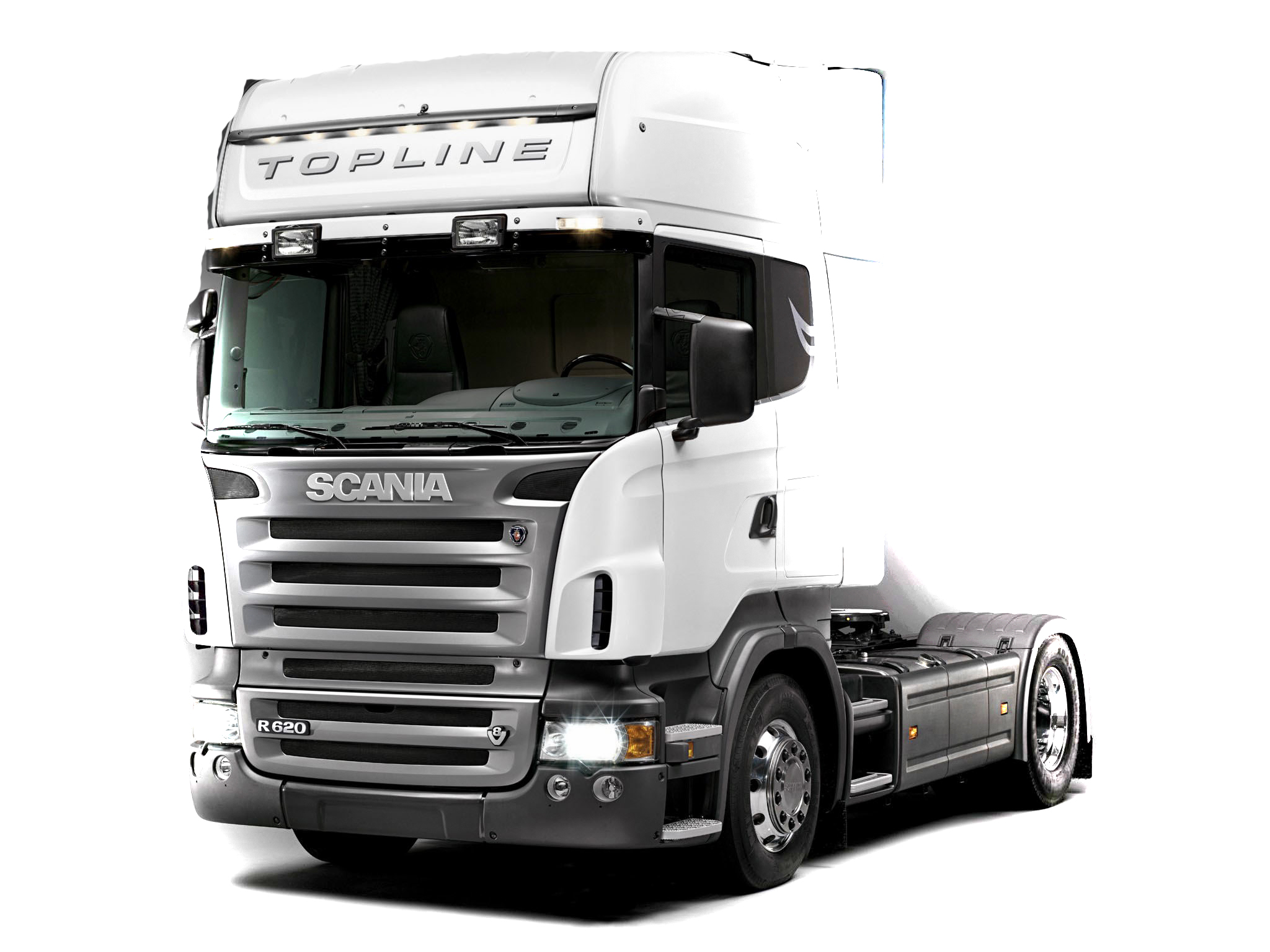 Scania R620 Opticruise