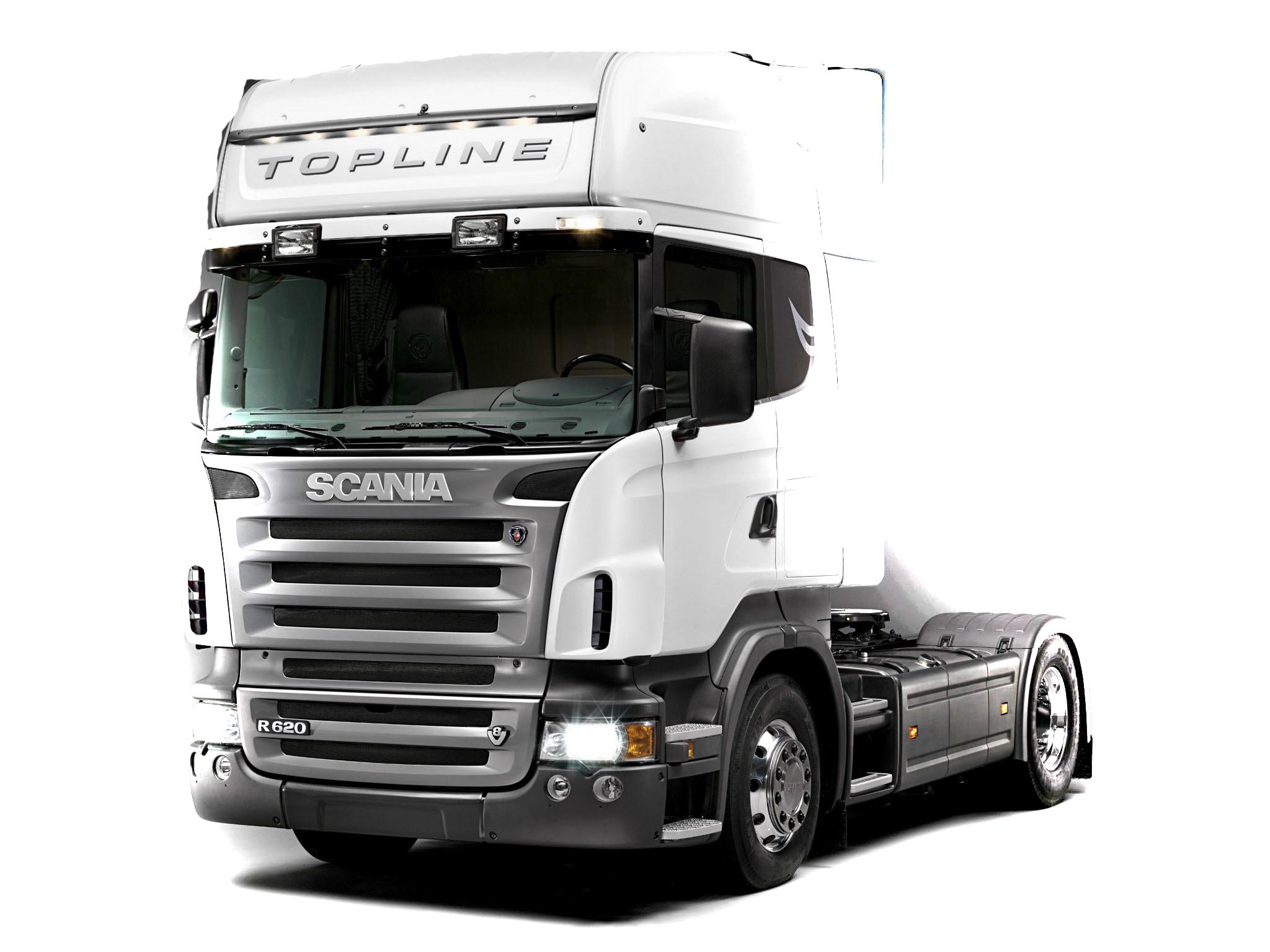 Scania R620 Opticruise