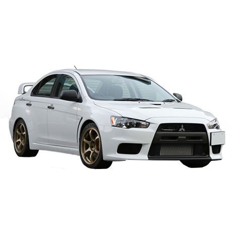 Mitsubishi Evolution Car Mats