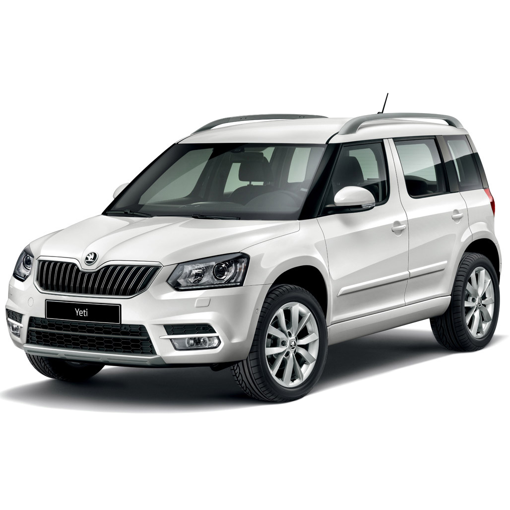 Skoda Yeti 2009 Onwards