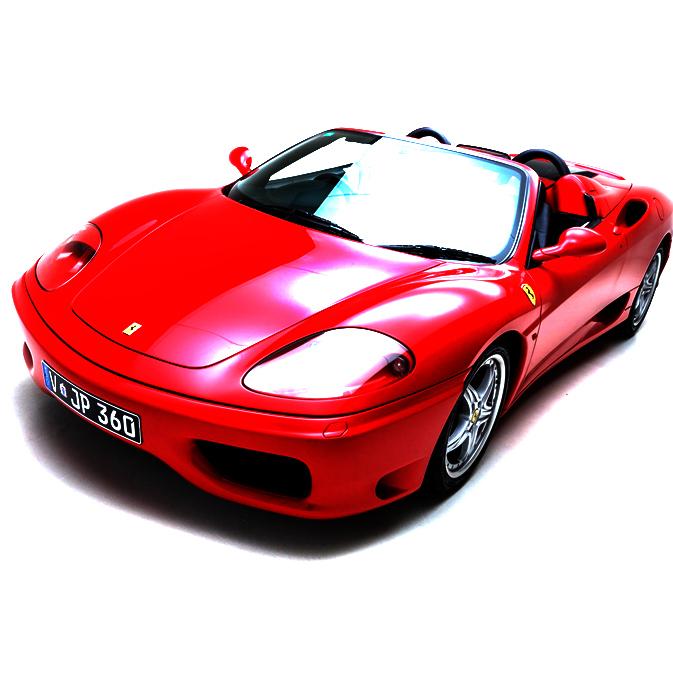 Ferrari 360 Spider 1999-2005