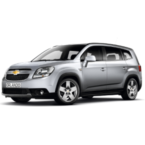Chevrolet Orlando 2010 Onwards