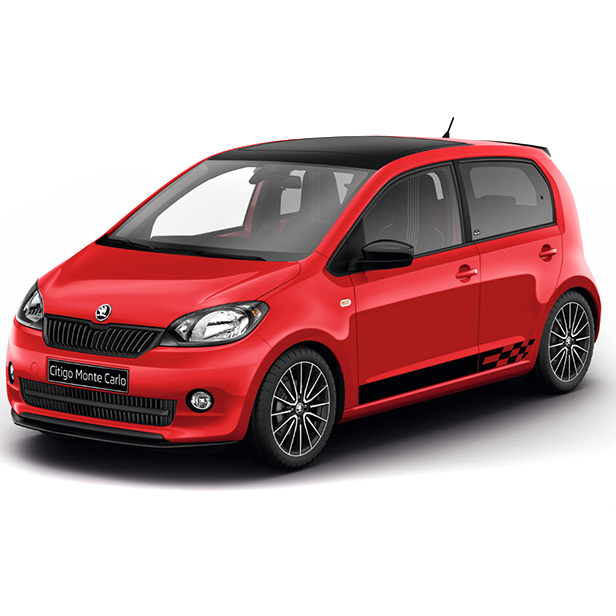Skoda Citigo 2011 Onwards