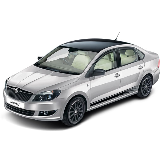 Skoda Rapid Boot Liners (2012 Onwards)