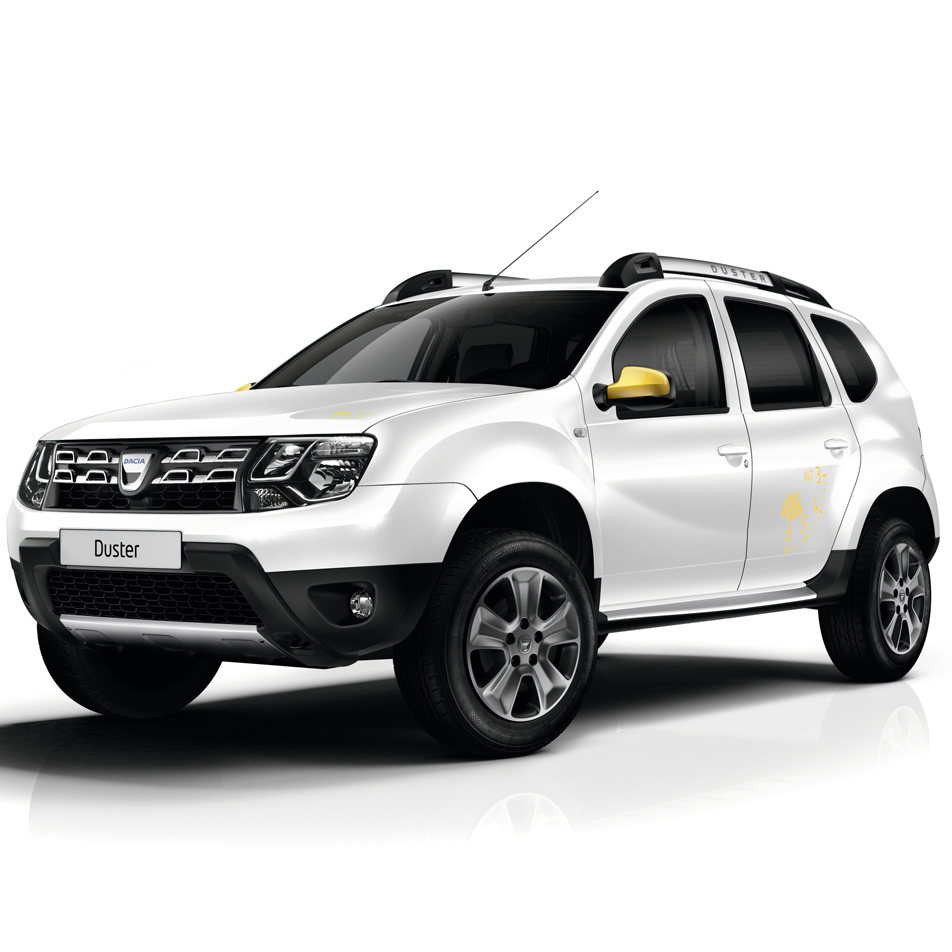 Dacia Duster 2010 - 2017