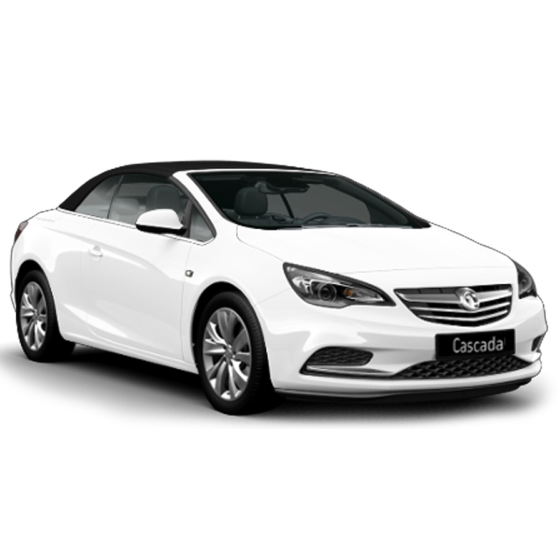 Vauxhall Cascada 2013 Onwards