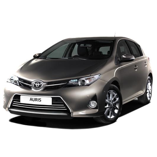 Toyota Auris Car Mats (All Models)