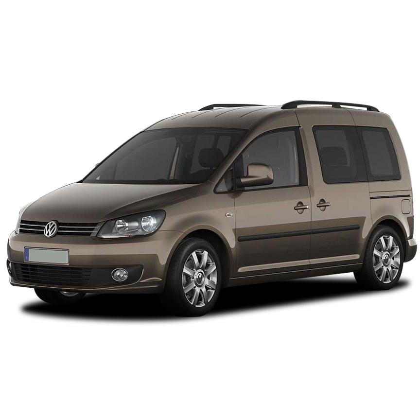 VW Caddy Car Mats
