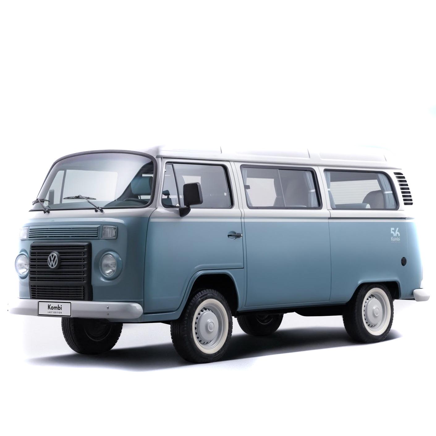 Volkswagen Kombi [Single Passenger][2 rows]