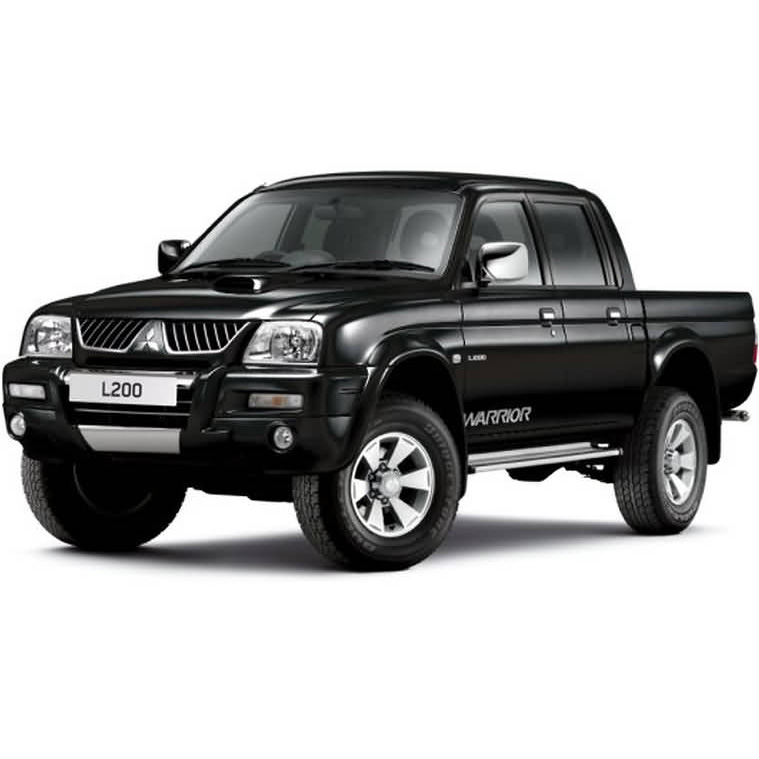 Mitsubishi L200 Double Cab (4dr) (Animal) 2006 - 2015
