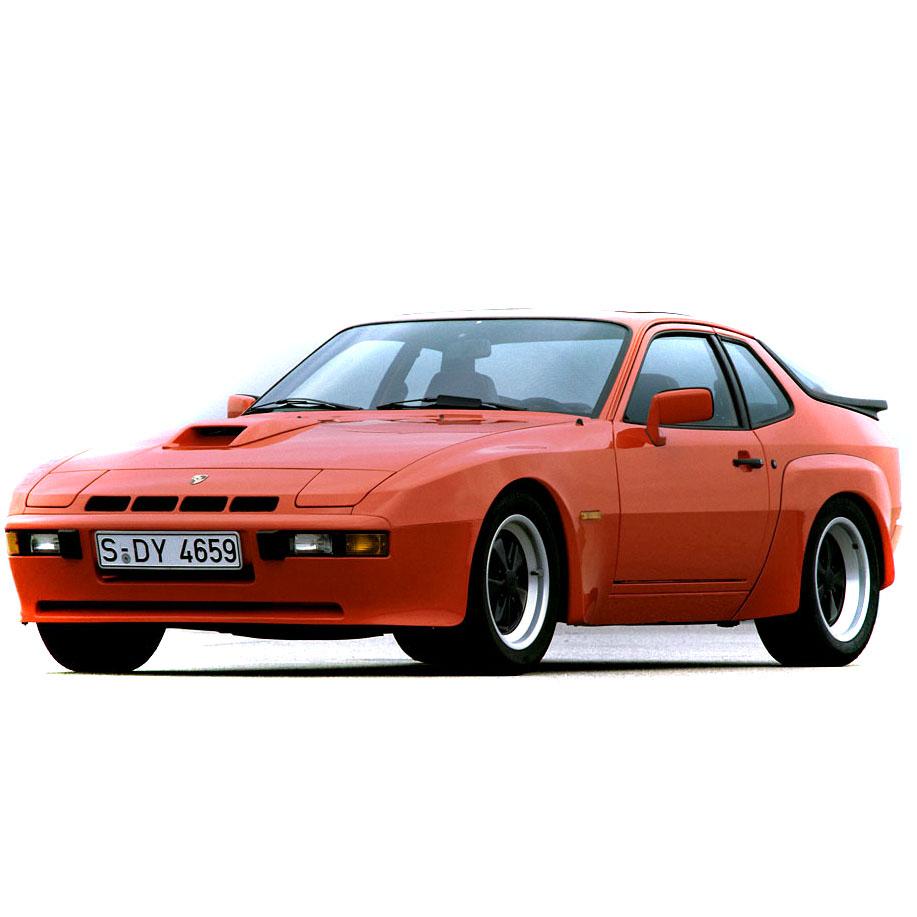 Porsche 924 1976-1988