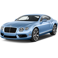 Bentley Continental GT Coupe 2011 Onwards