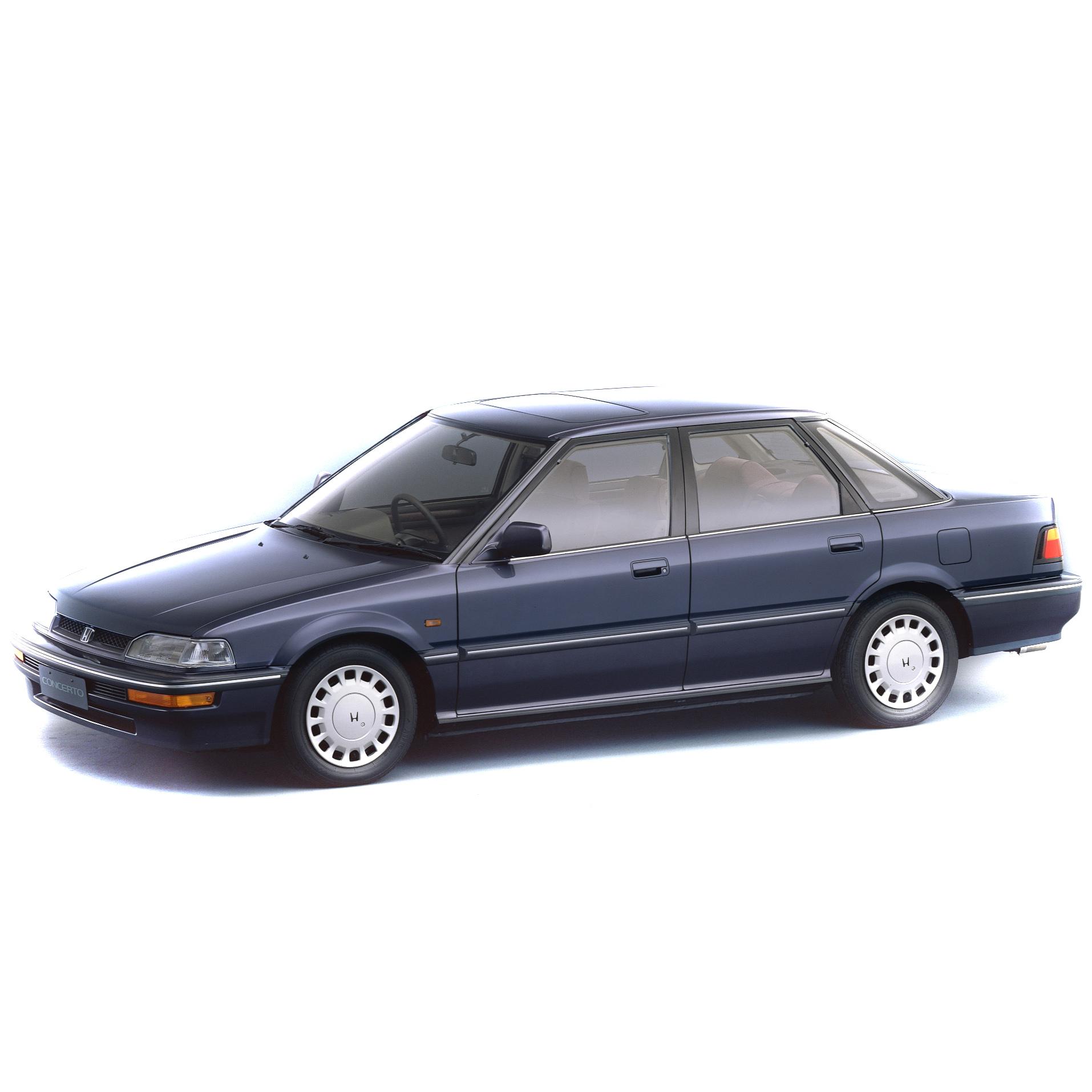 Honda Concerto 1988-1992