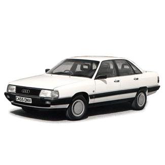 Audi 100 Car Mats 1983 - 1991