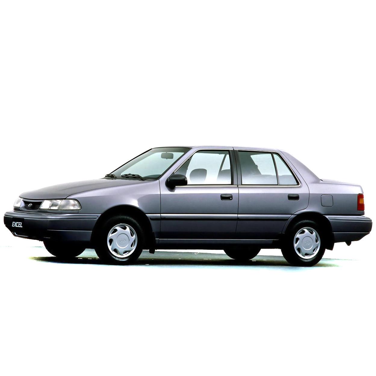 Hyundai Pony X2 GSI 1993-1993