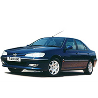 Peugeot 406 Boot Liners