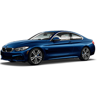 BMW 4 Series Boot Liners (All Models) (2013 Onwards)