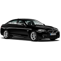 BMW 5 Series Boot Liners