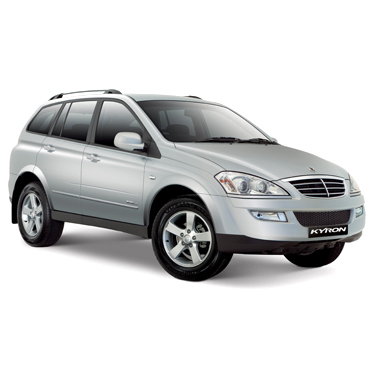Ssang Yong Kyron 2007 Onwards