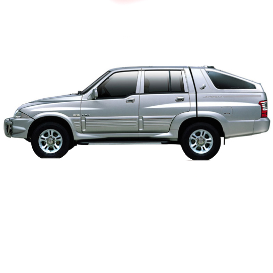 Ssang Yong Musso (All Models)