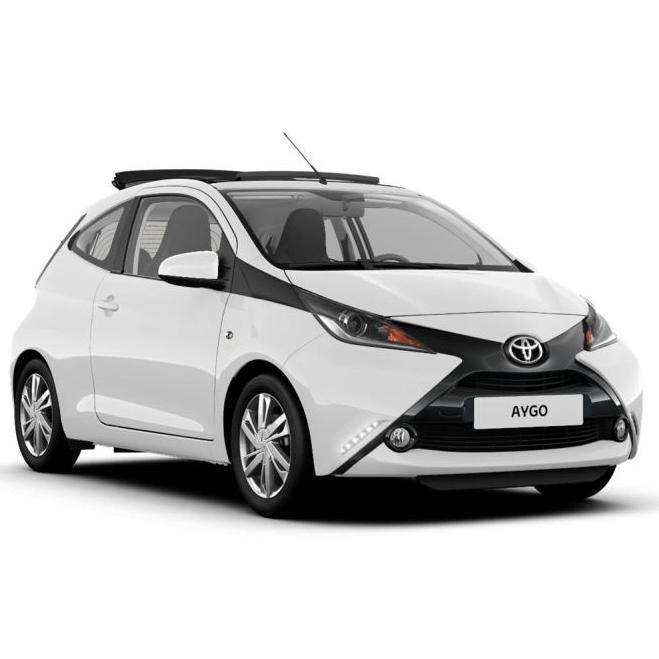Toyota Aygo Car Mats (All Models)