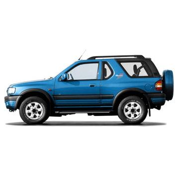 Vauxhall Frontera Car Mats