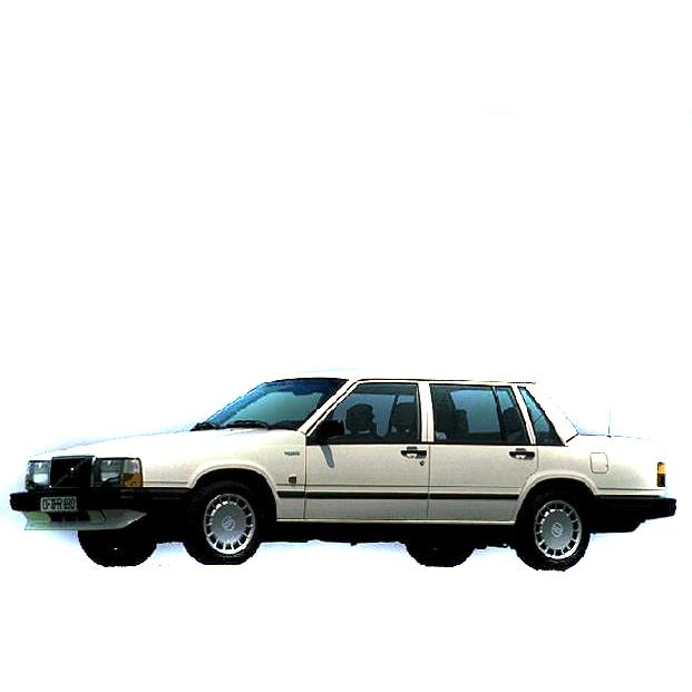 Volvo 740 & 760 1983-1990