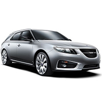 Saab 9-5 Boot Liners (All Models)