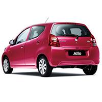 Suzuki Alto Boot Liner (2009 - 2014)