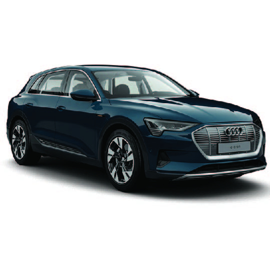 Audi E-Tron 2019 Onwards