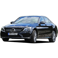 Mercedes C-Class Boot Liners