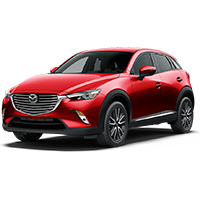 Mazda CX-3 Boot Liners