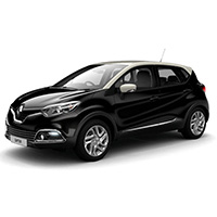 Renault Captur Boot Liner (All Models)
