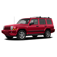 Jeep Commander Boot Liner (2006 - 2010)
