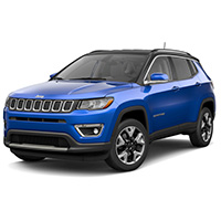 Jeep Compass Boot Liners