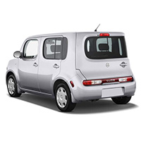 Nissan Cube Boot Liner (2008 - 2014)