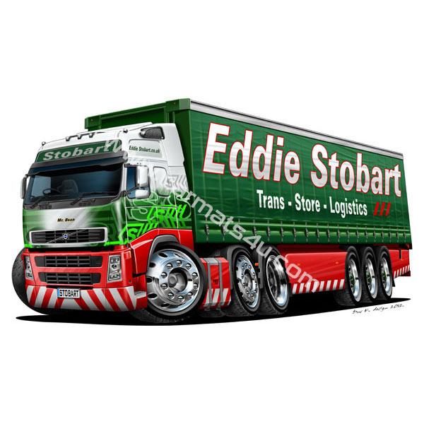 Eddie Stobbart