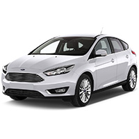 Ford Focus Boot Liners