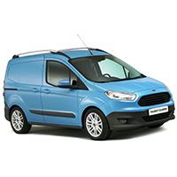 Ford Transit Courier Boot Liner (2014 Onwards)