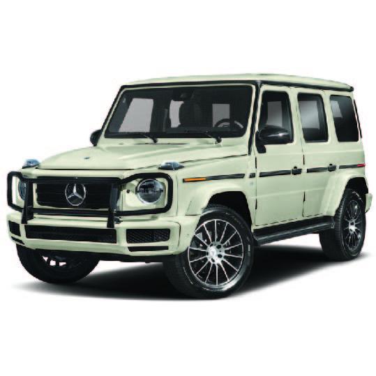 Mercedes G Class W463 G Wagon 2018 Onwards