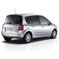 Renault Grand Modus Boot Liner (2008 Onwards)