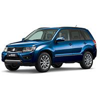 Suzuki Grand Vitara Boot Liners (2005 - 2015)