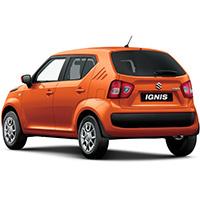Suzuki Ignis Boot Liner (2003-2008)