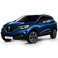 Renault Kadjar Boot Liner (2015 Onwards)